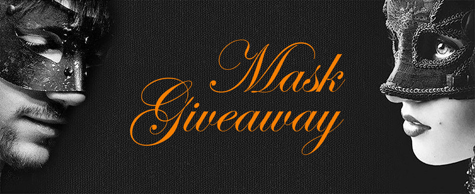 Mask Giveaway