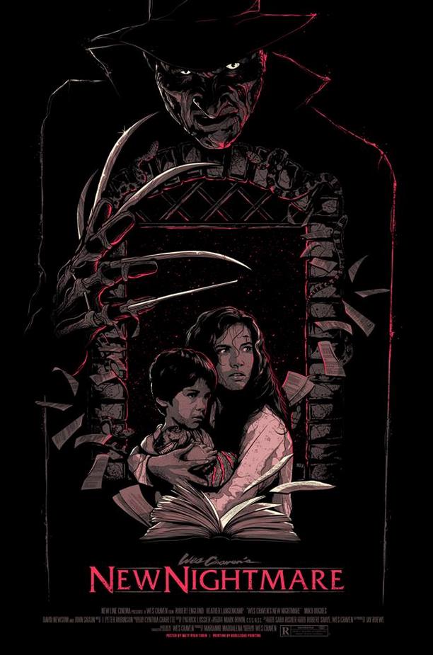 Matt Ryan Tobin New Nightmare Art