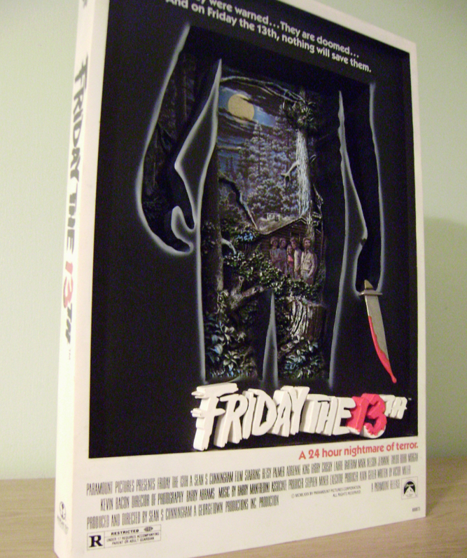 McFarlane 3D Friday The 13th Poster