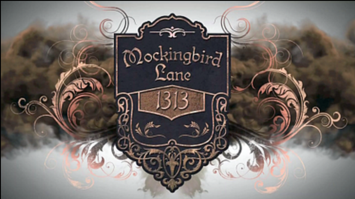 Mockingbird Lane Title Card
