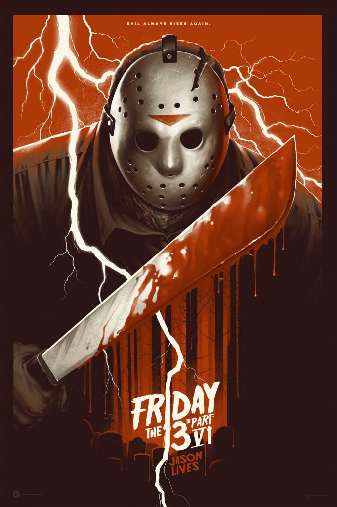 Mondo Jason Lives