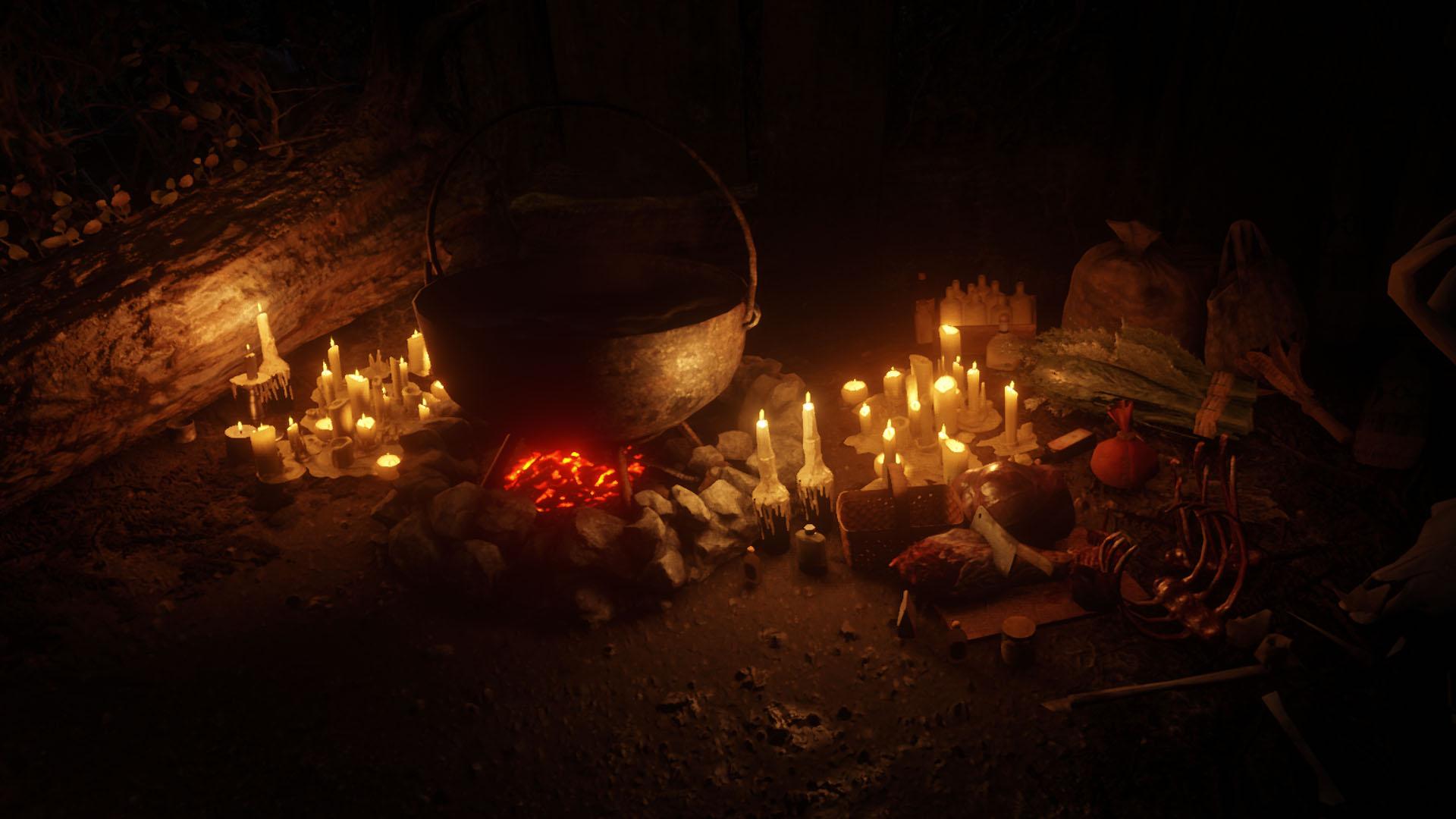 Witch's Caldron