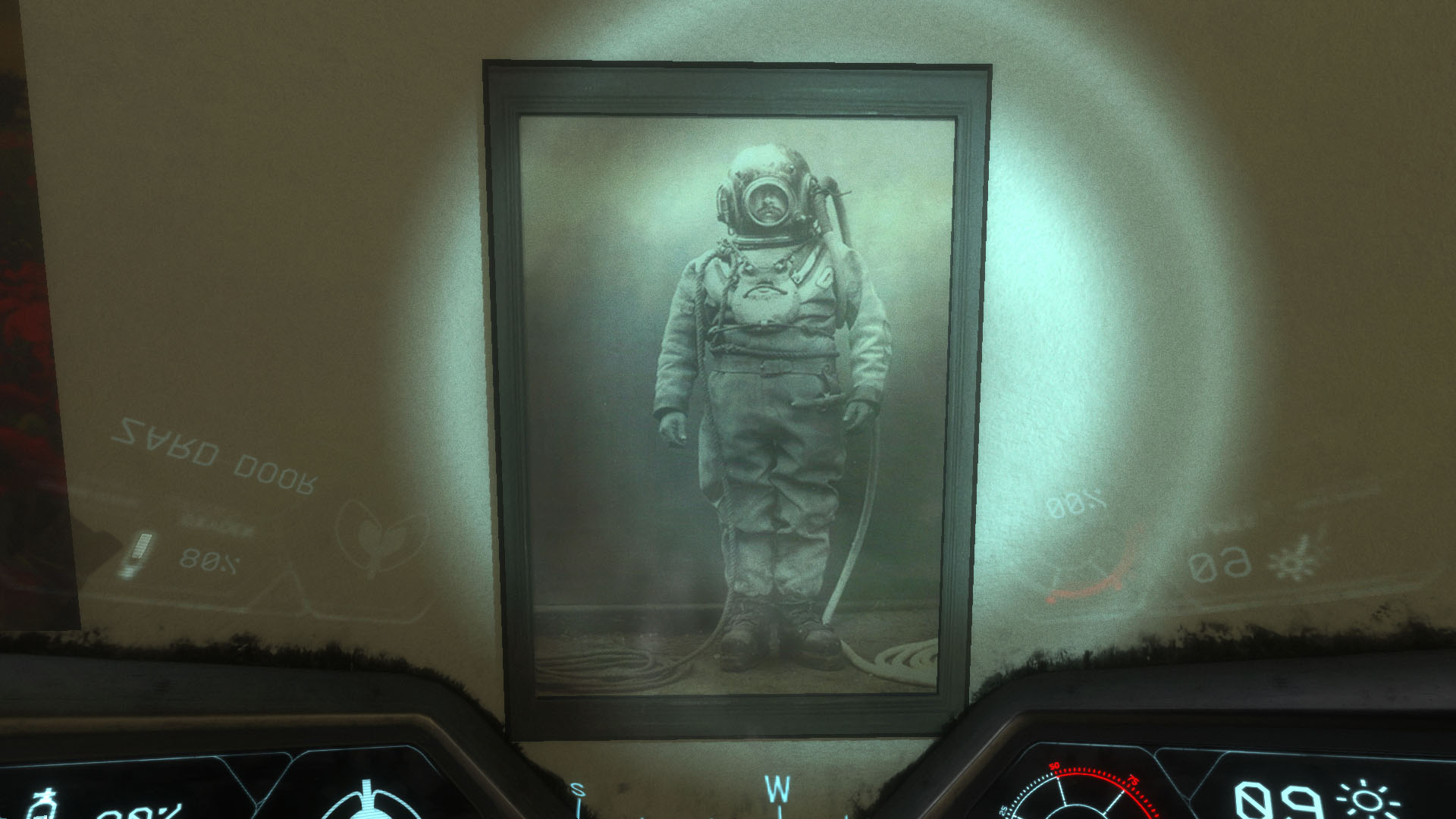 Narcosis Diver Ghost