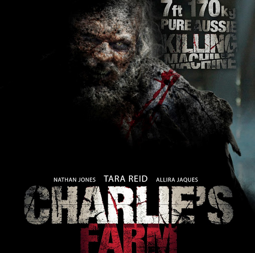 Nathan Jones Charlie's Farm Poster Art