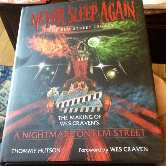 Never Sleep Again Book Cover