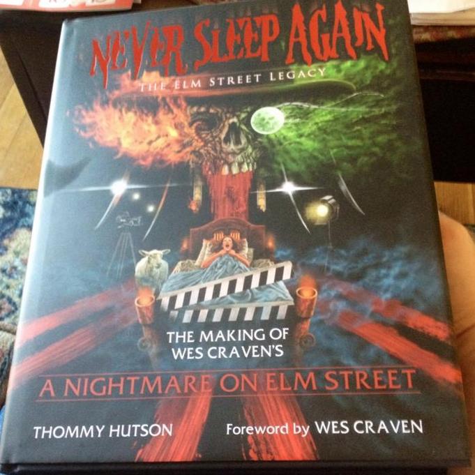 Never Sleep Again Book Cover