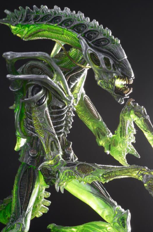New NECA Mantis Alien Figure 2016