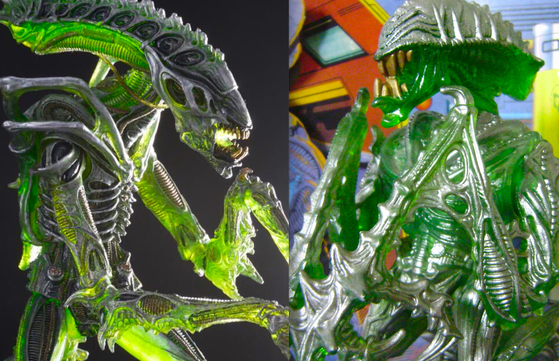 New NECA Mantis Alien Figure - Halloween Love