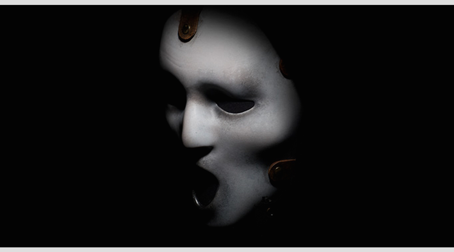 New Scream Mask TV Show.
