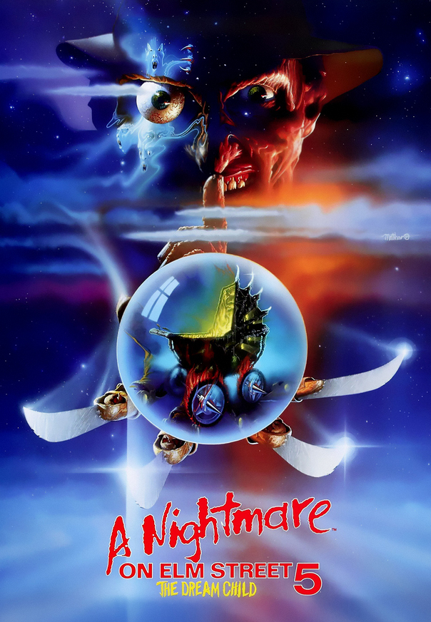 Nightmare 5 Poster Peak.