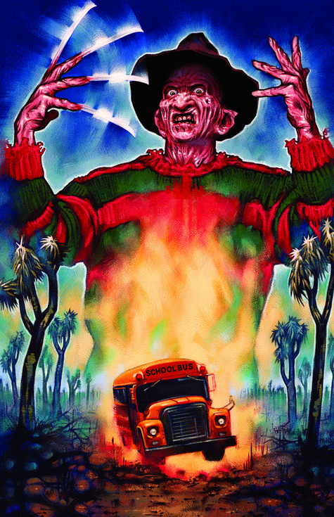 Nightmare On Elm Street Poster 2