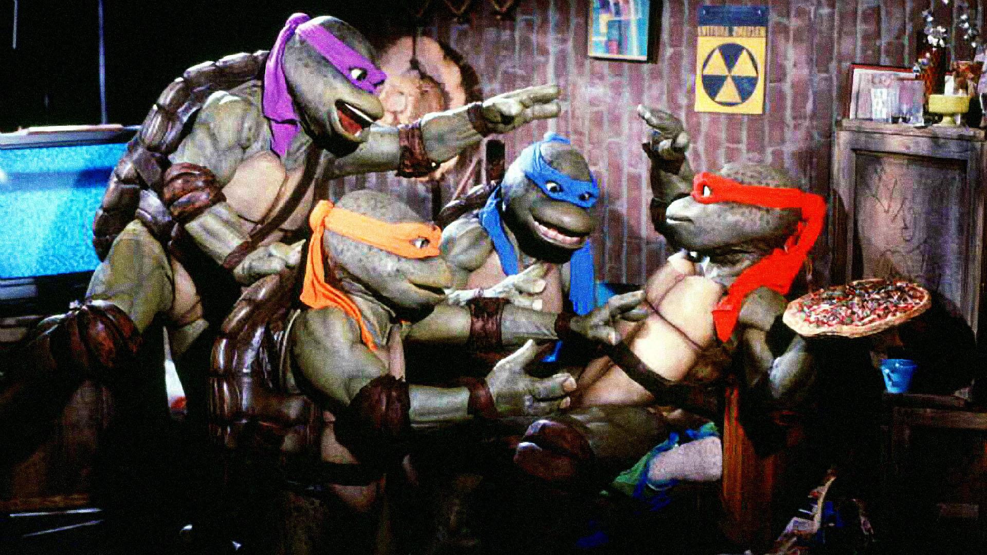 Ninja Turtles Trilogy