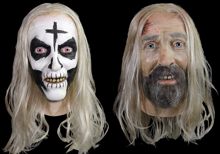 Devil's Rejects mask