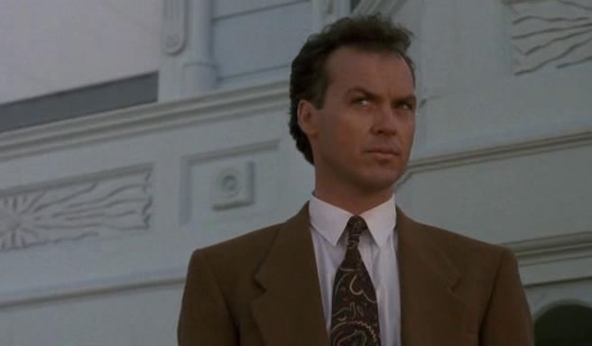 Michael Keaton Pacific Heights