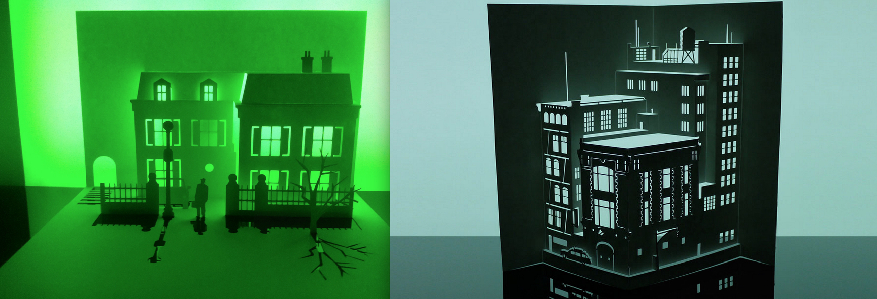 Horrorgami : The Exorcist and Ghostbusters