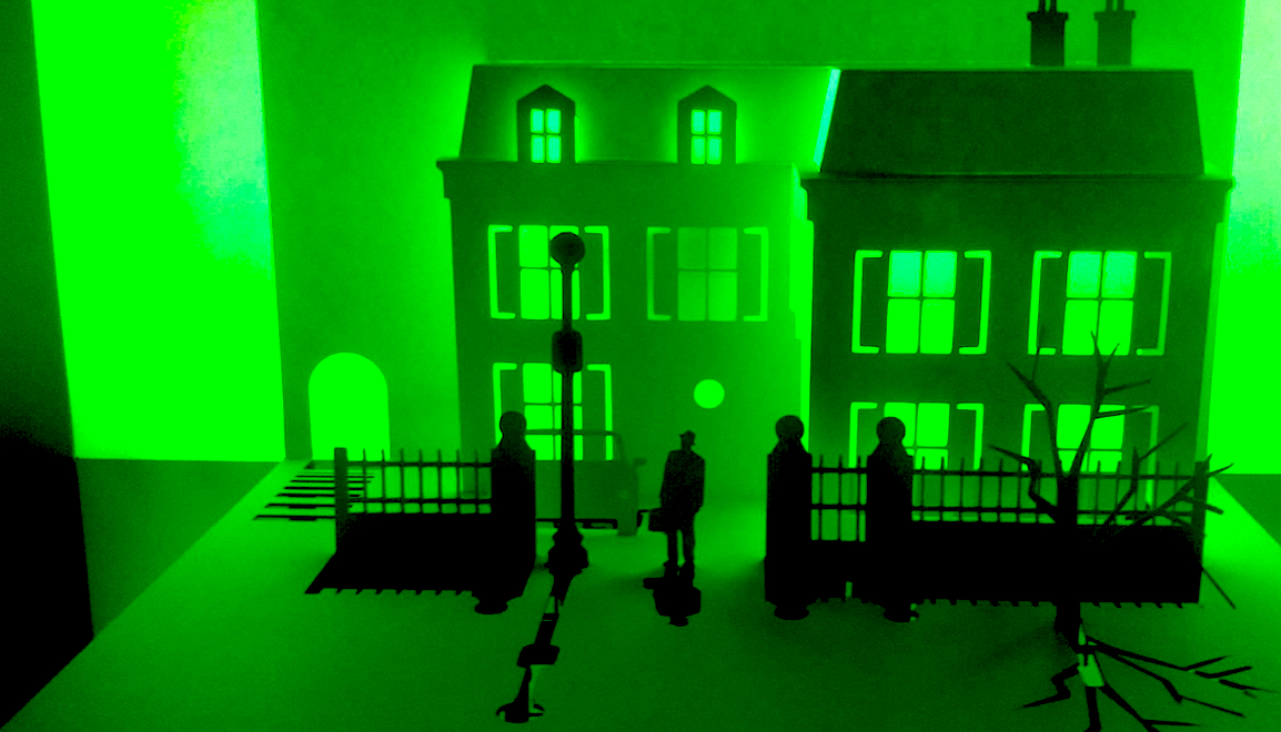 Paper Dandy Horrorgami Interview