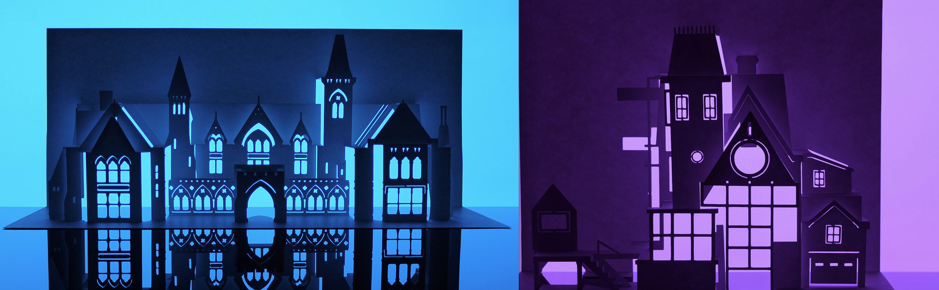 Horrorgami : The Haunting and Beetlejuice