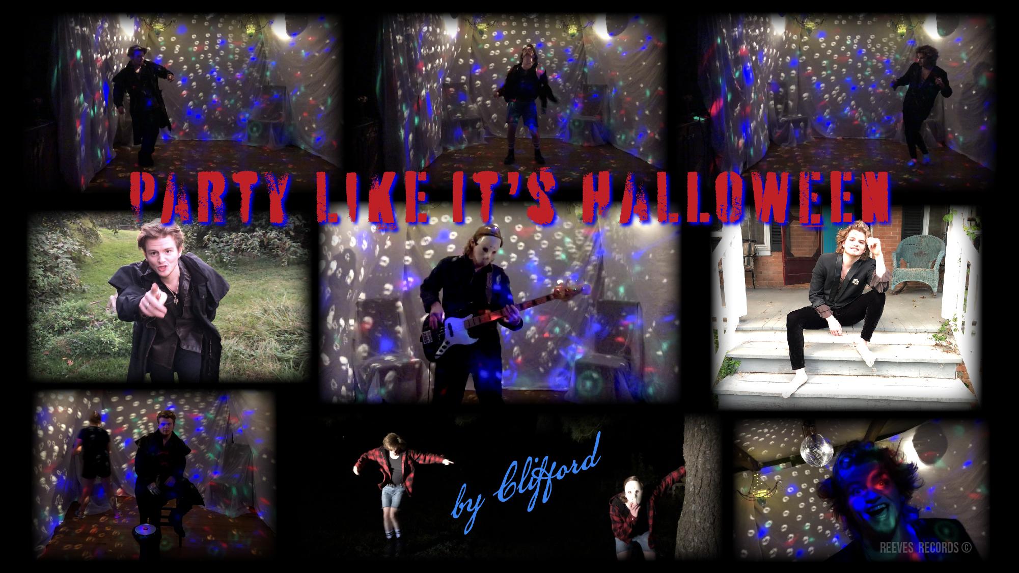 Party Like It's Halloween