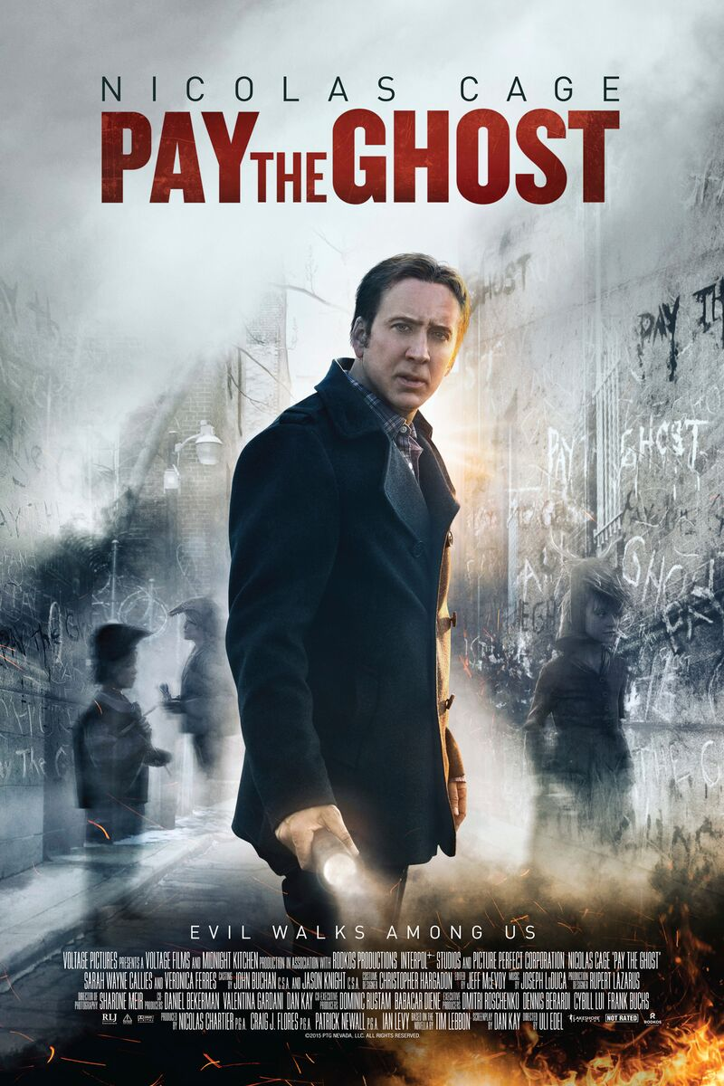Pay the Ghost review