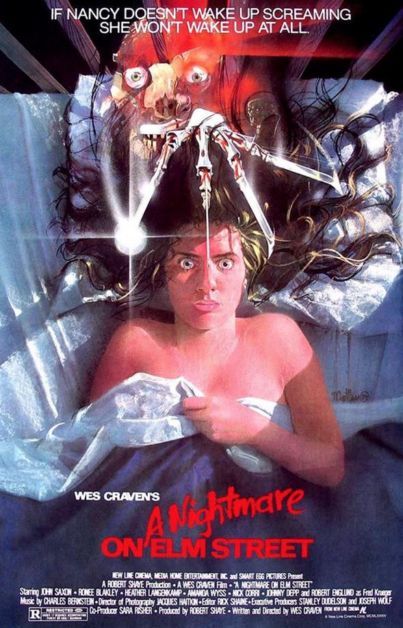 Nightmare On Elm Street Peak Poster Art