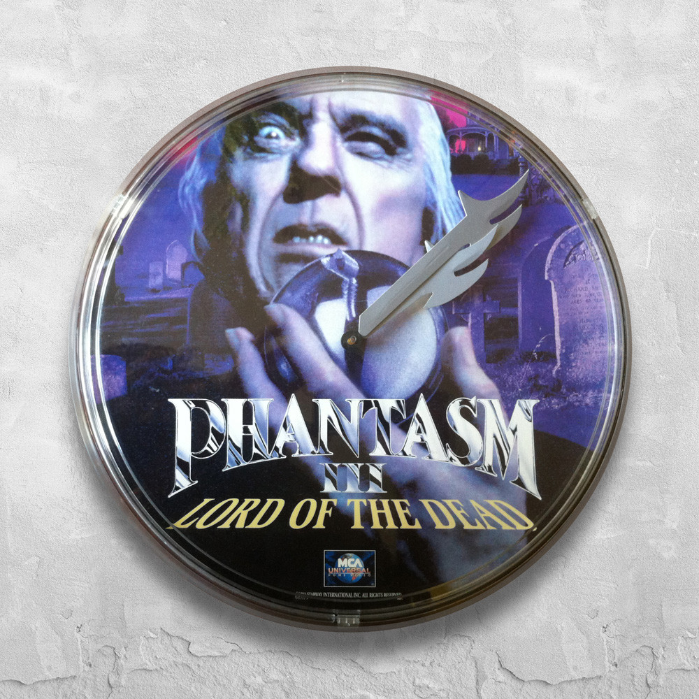 Phantasm clock