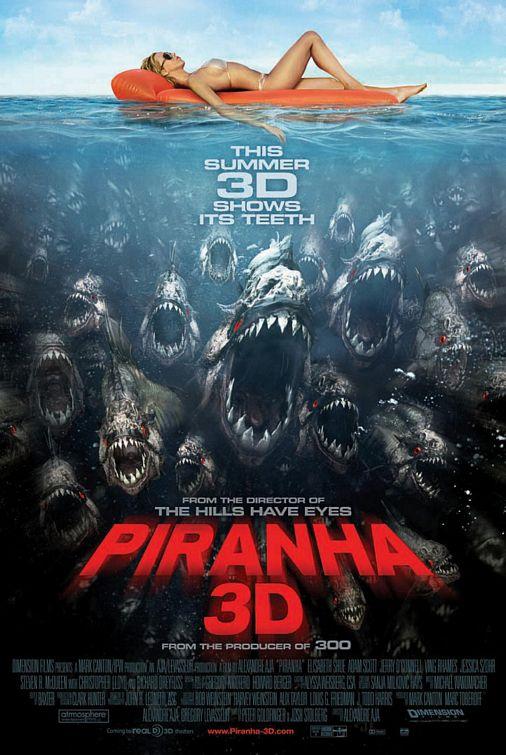 Piranha 3D remake