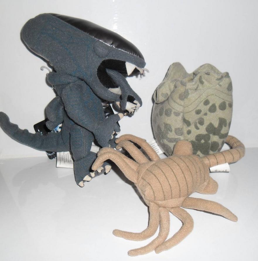 Plush AVP Toys