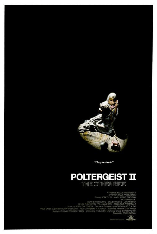 Poltergeist 2 review