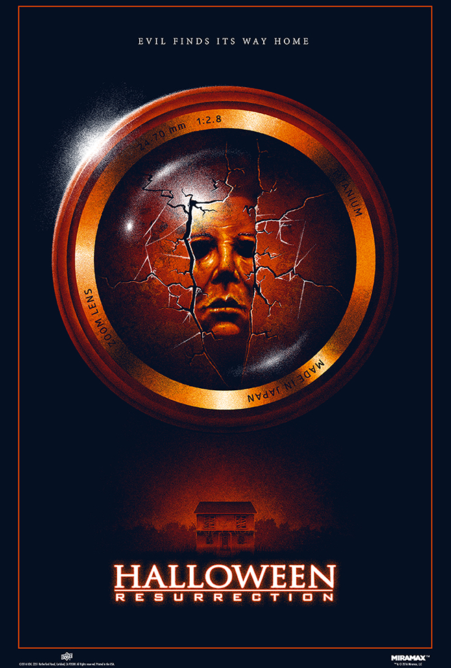 Best Poster Art 2016 - Halloween Adam Rabalais