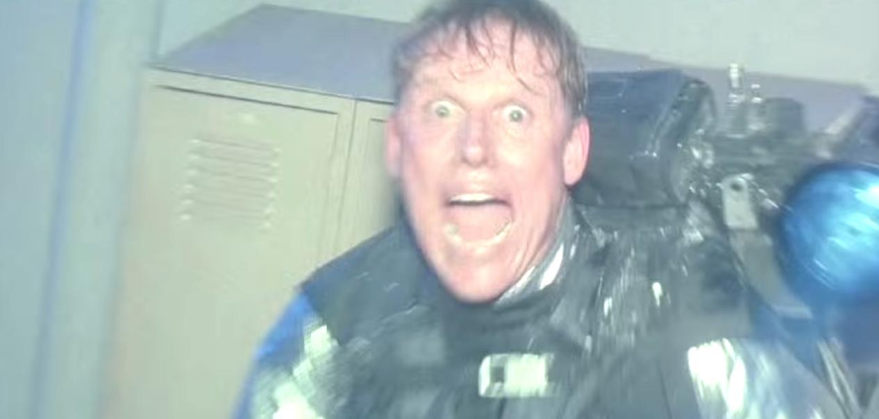 Predator 2 : Gary Busey Death