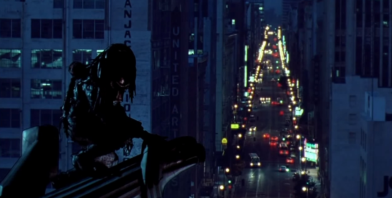Predator 2 : LA At Night
