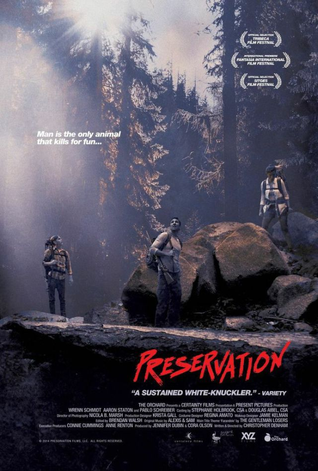 Preservation movie review