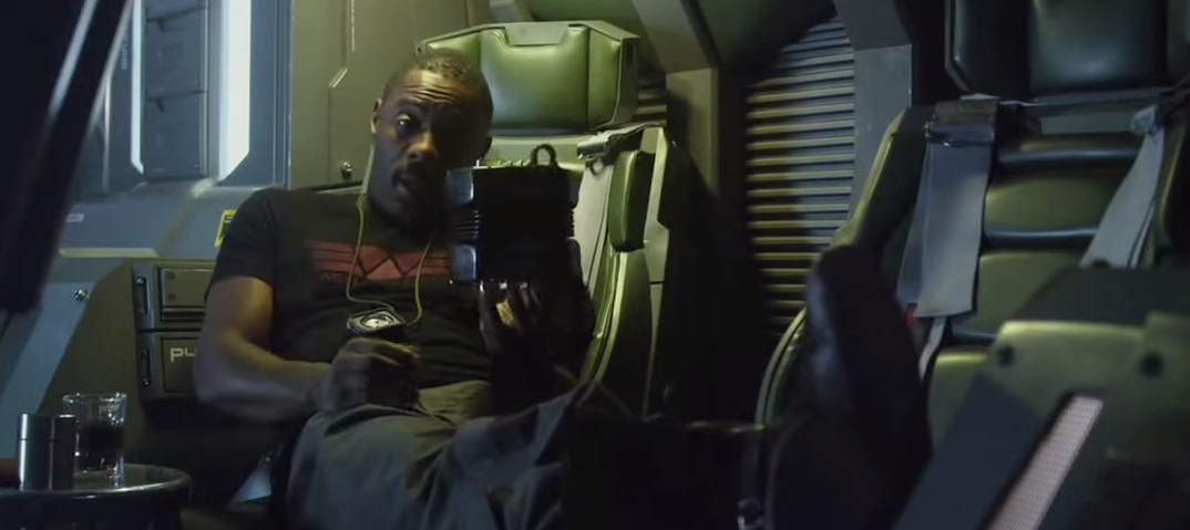Prometheus : Idris Elba