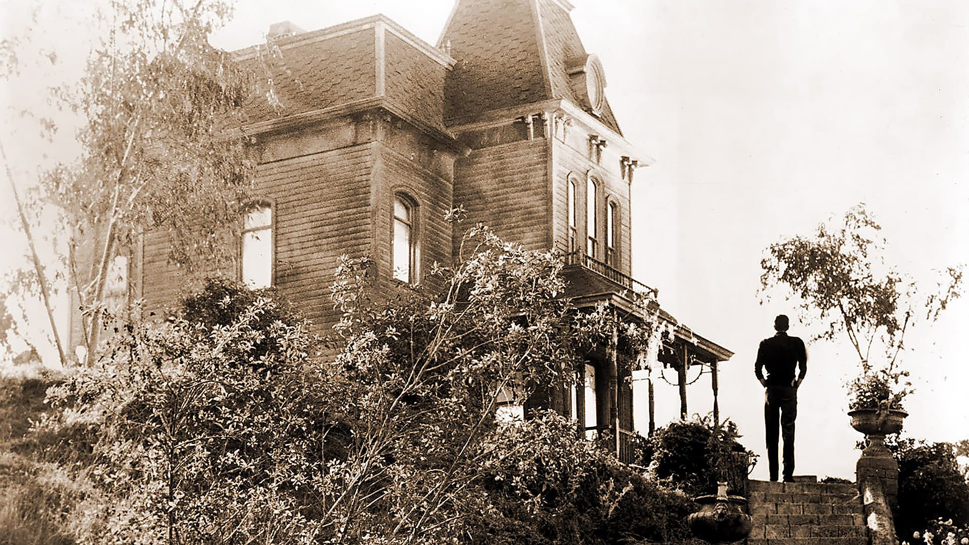 Psycho House and Norman Bates