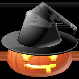Let's Get FESTIVE ! Pumpkin-witch