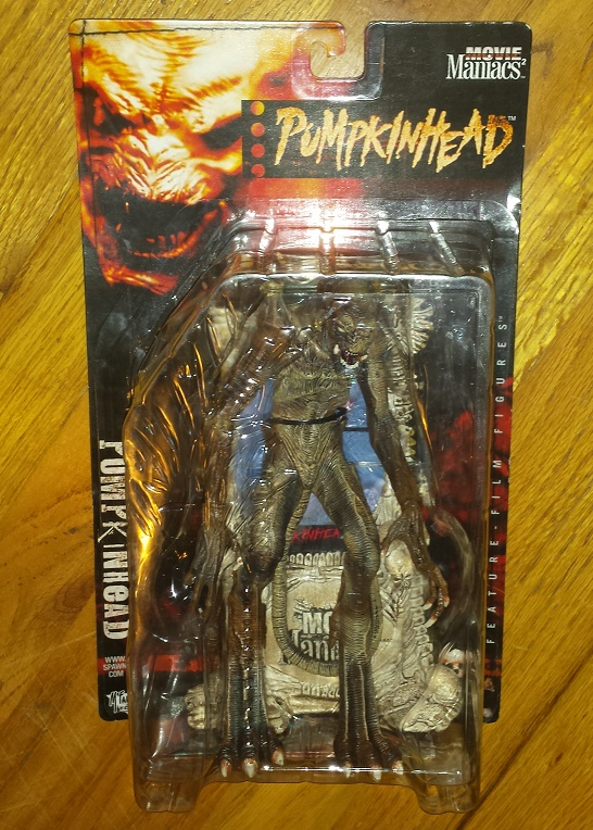 Movie Maniacs Pumpkinhead