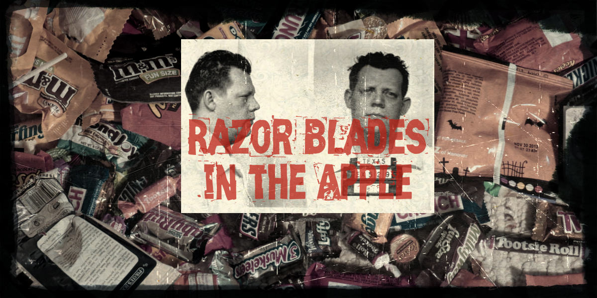 Razor Blades in the Apple