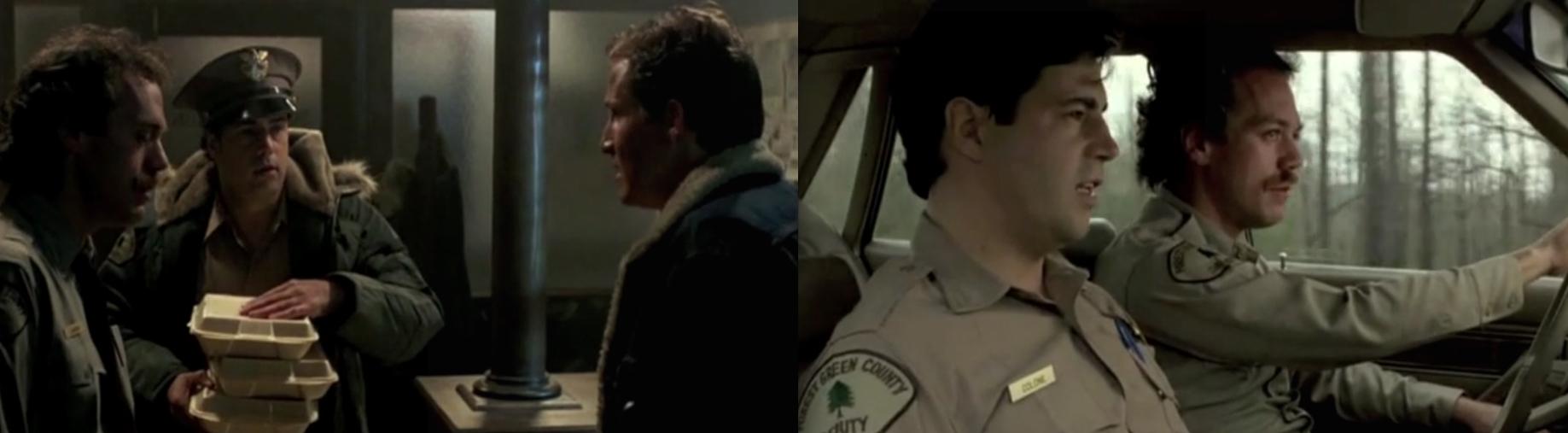 Horror Movie Assholes : Deputy Rick Cologne 1