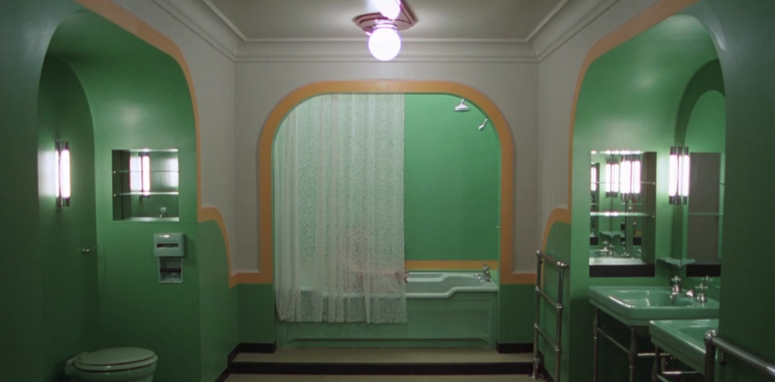 Room 237 Bathroom Scene Lia Beldam
