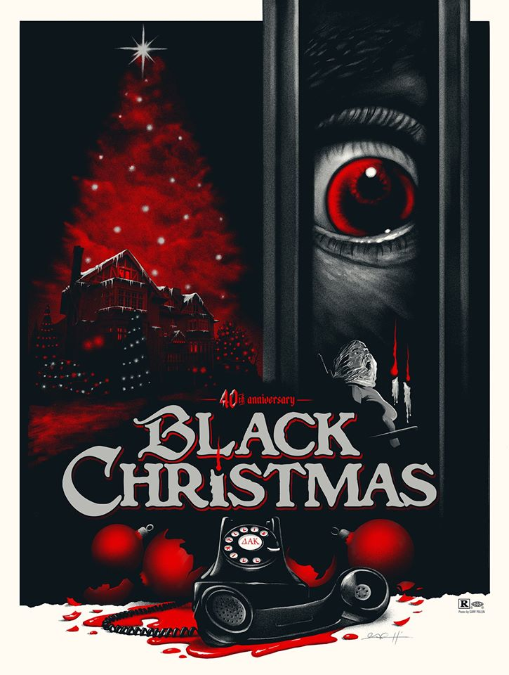 Rue Morgue Black Christmas