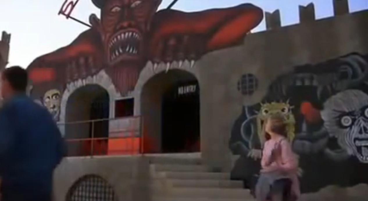 Satan's Den
