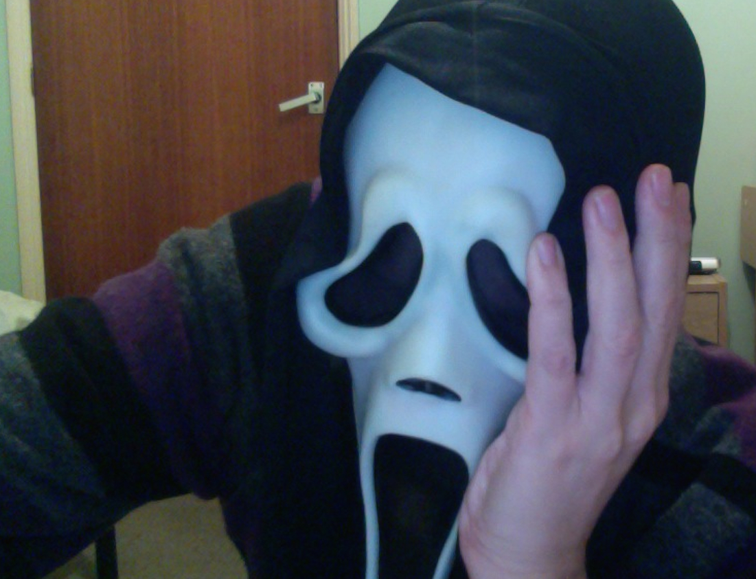 Scream Mask News