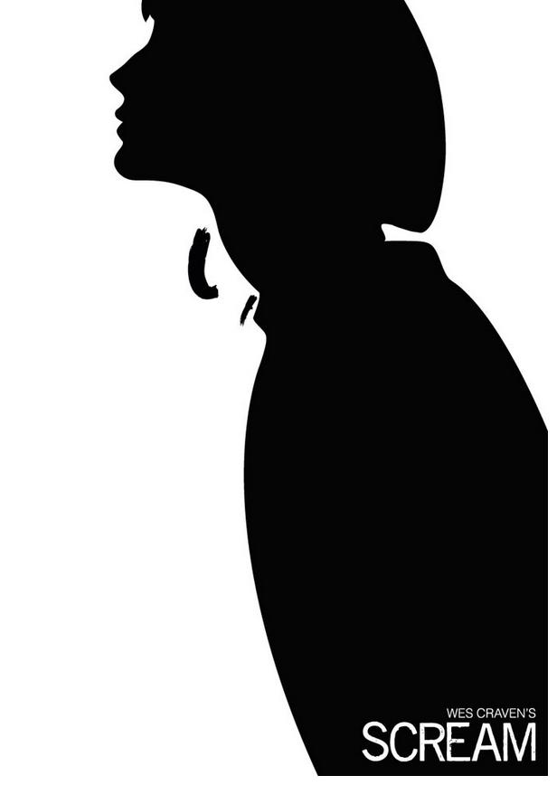 Poster Art List : Scream Benedict Woodhead