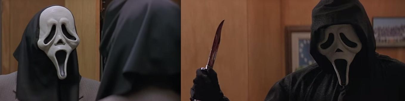Scream Principal Arthur