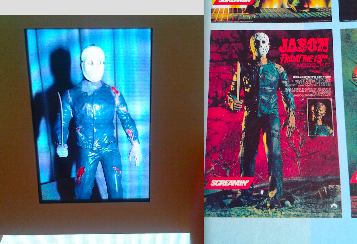 Remembering The Screamin' Friday The 13th Model Kit