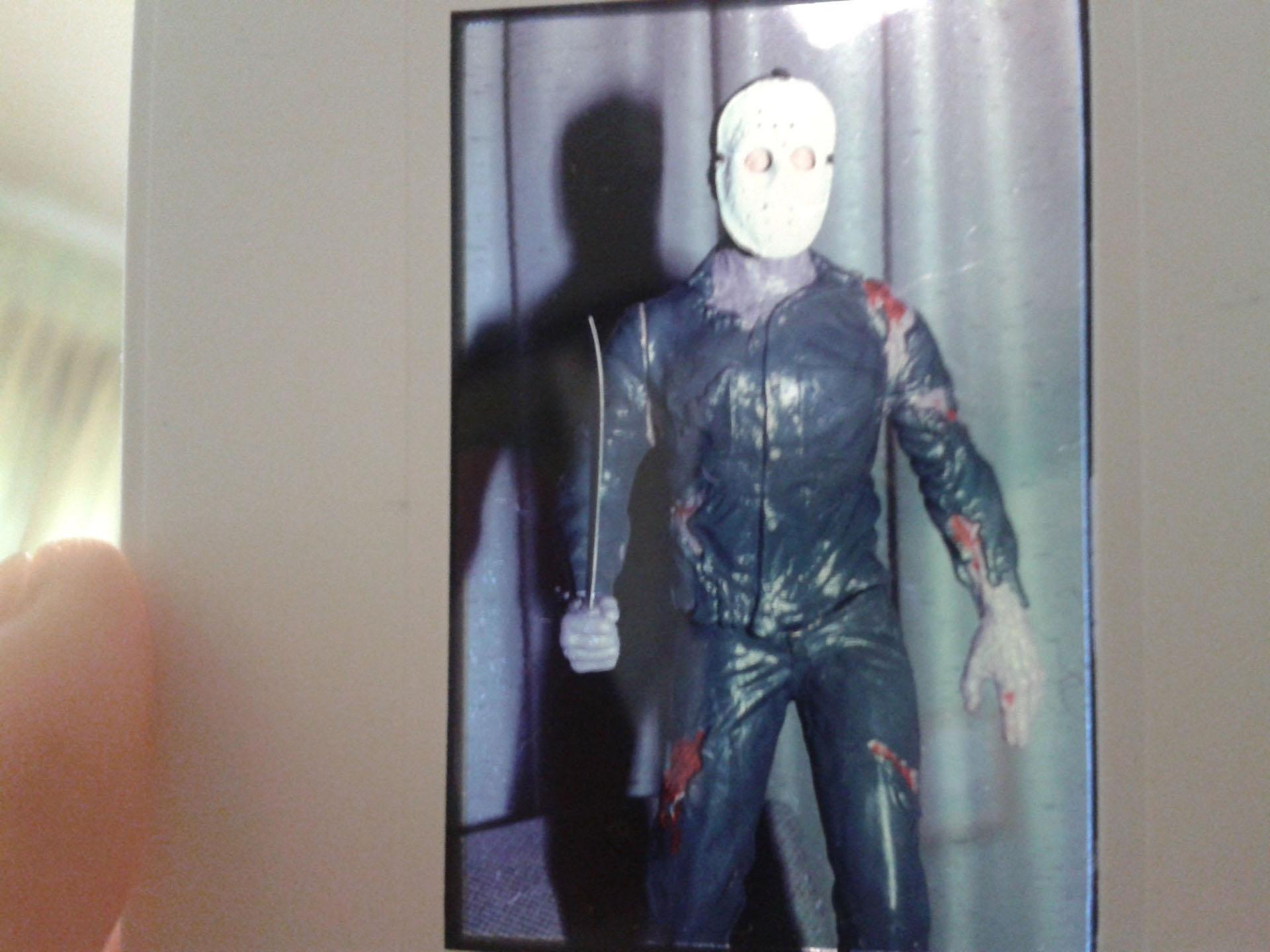 Screamin' Jason - Friday The 13th Model Kit - 1988