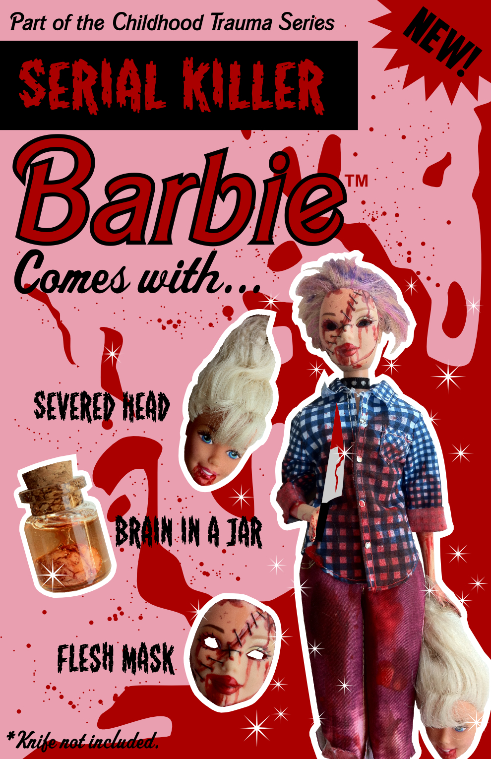 Serial Killer Barbie