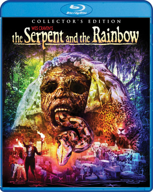 Serpent and the Rainbow Blu-ray
