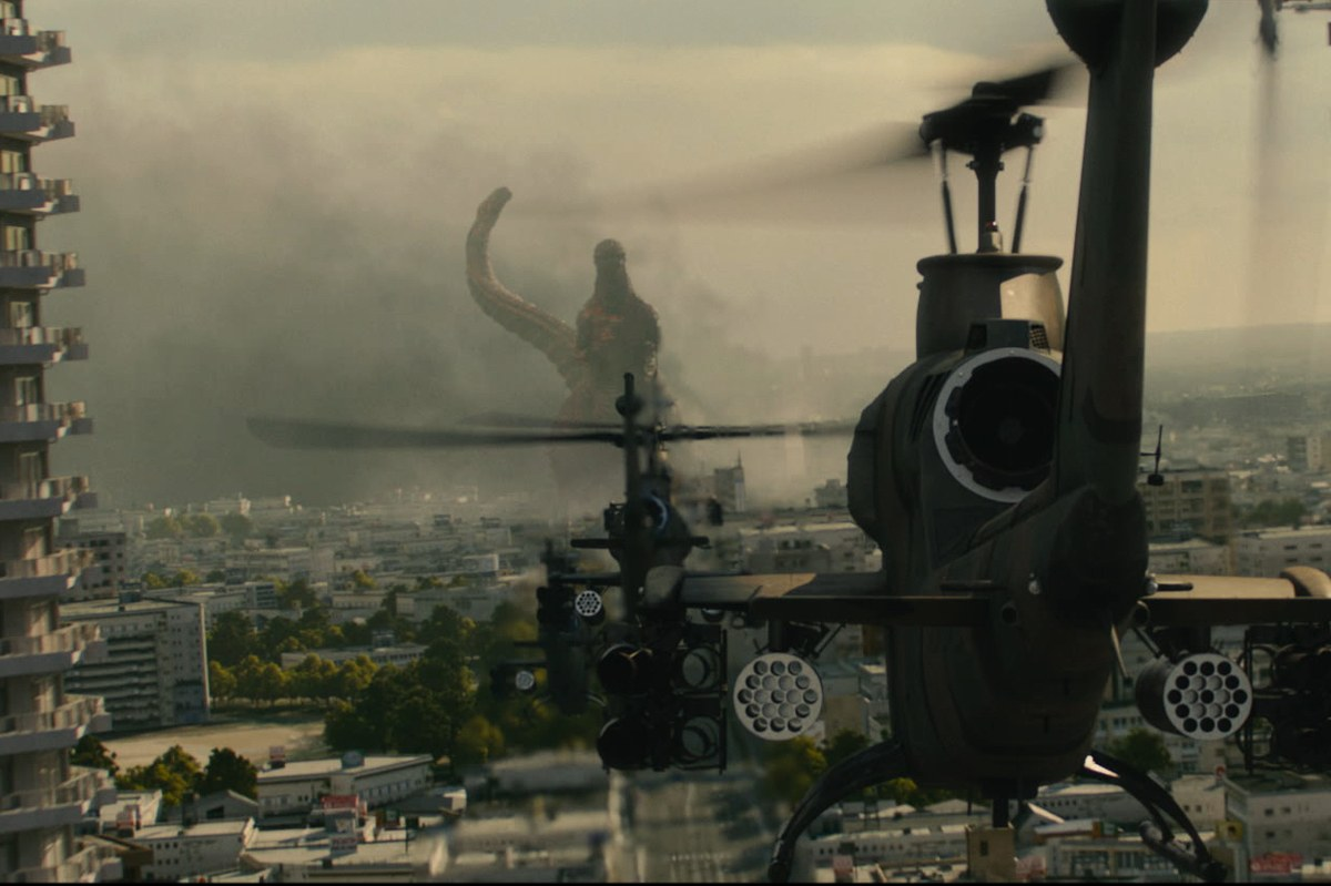 Shin Godzilla - Under Attack