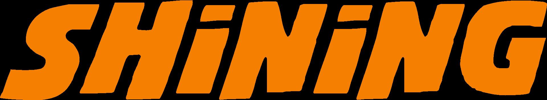 The Shining Font